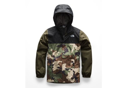 The North Face The North Face Resolve Reflective Jacket-Boys'