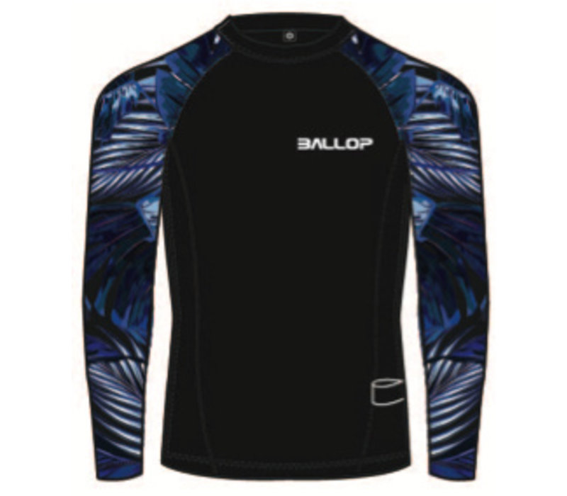 Ballop UPF50+ Long Sleeves Rashguard