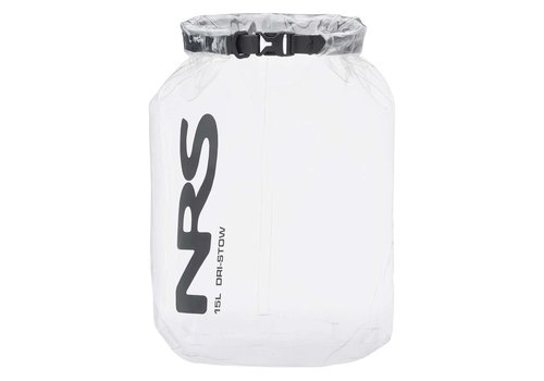 NRS NRS Dri-Stow Transparent Dry Sacks