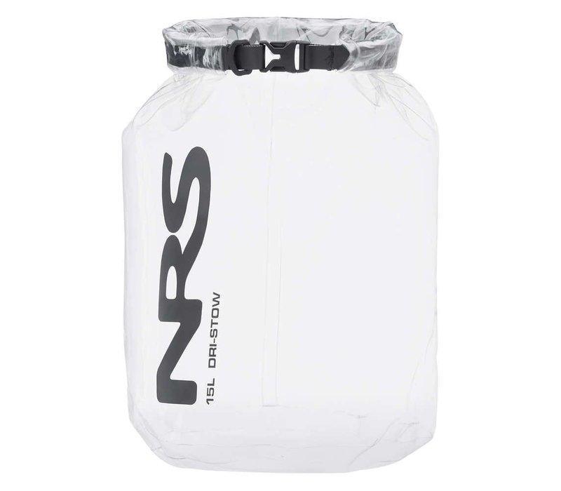 NRS Dri-Stow Transparent Dry Sacks