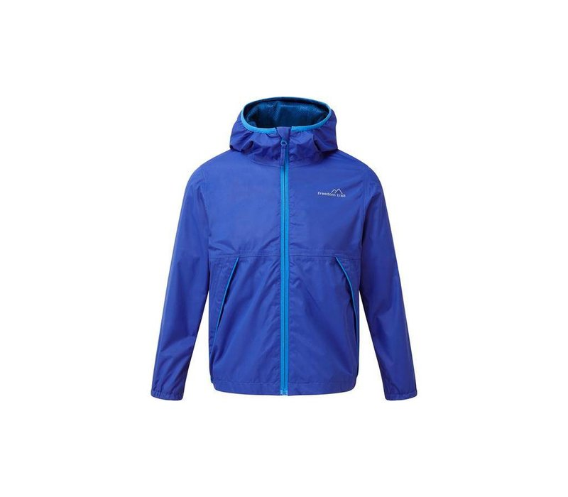Freedom Trail Kid's Cloudburst Jacket