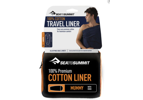 Sea To Summit Sea to Summit Premium Cotton Travel Liner