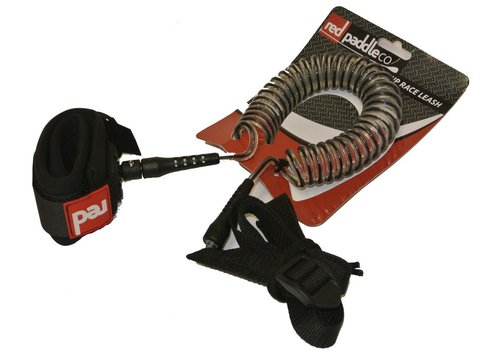 Red Paddle Co Red Paddle Co Red Flat Water Coiled Leg Leash - 8ft