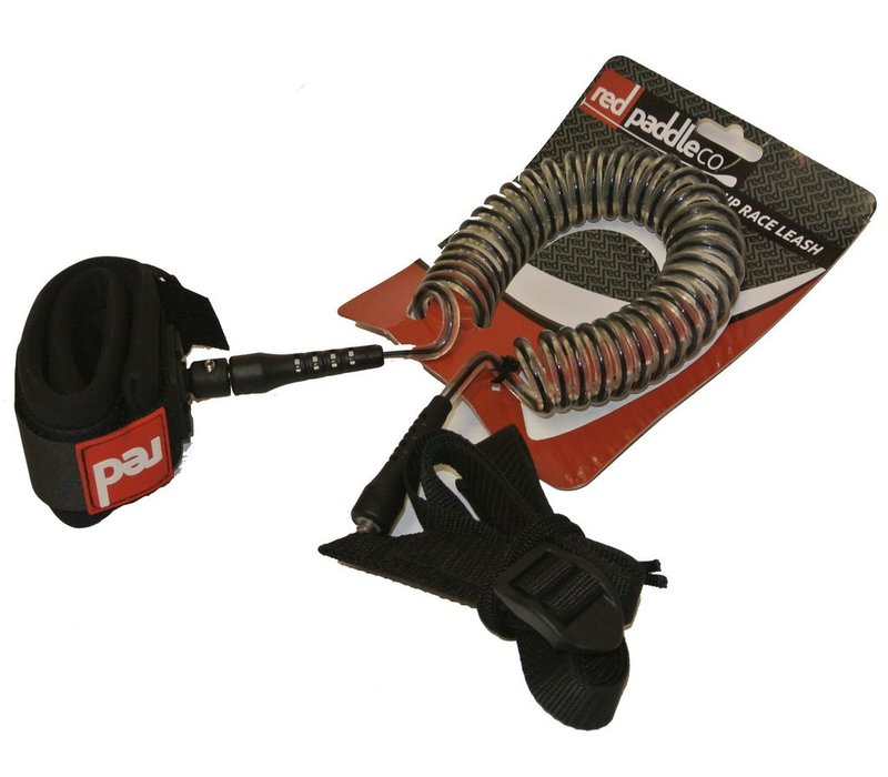 Red Paddle Co Leg Leash - Coiled 8ft