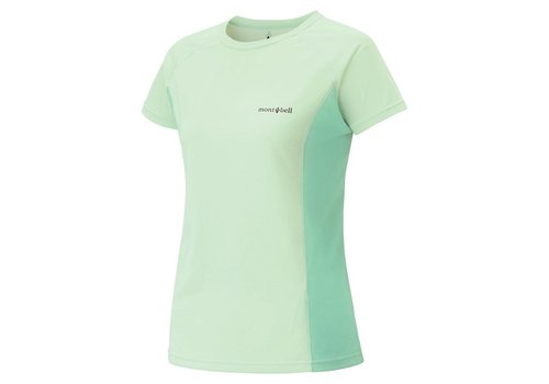 Montbell Montbell Cool Short Sleeves Tee - Women's