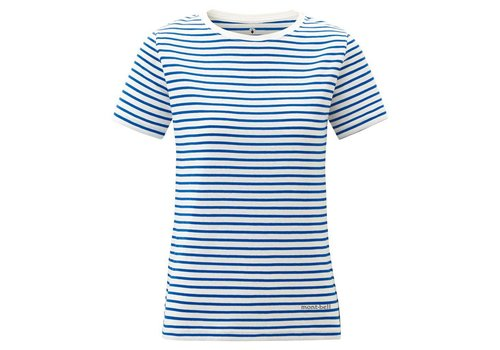 Montbell Montbell Wickron Strip Short Sleeves Tee - Women's