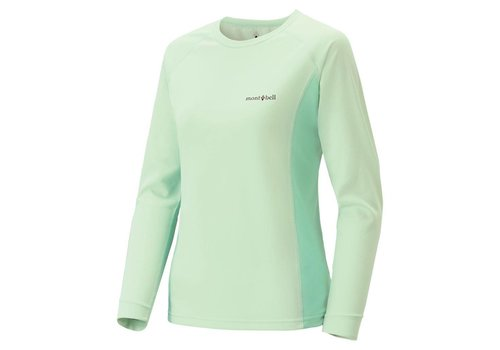 Montbell Montbell Cool Long Sleeves Tee - Women's