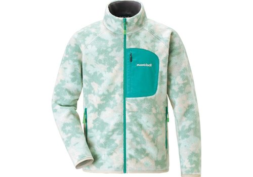 Montbell Montbell CP100 Print Jacket - Kids