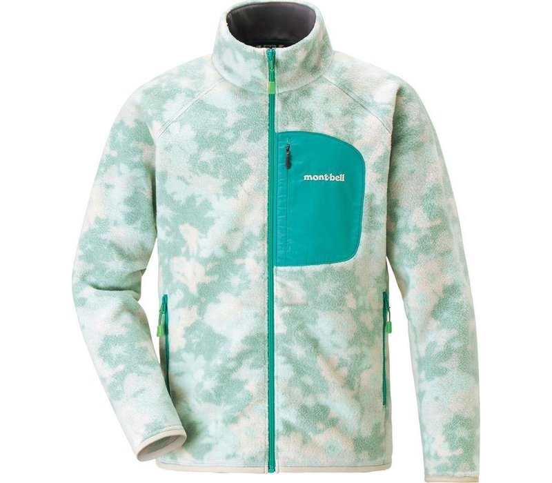 Montbell CP100 Print Jacket - Kids