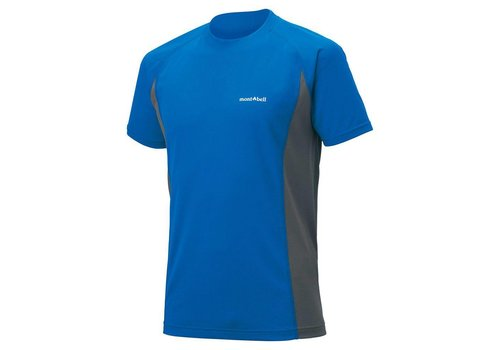 Montbell Montbell Cool Short Sleeves Tee - Men's