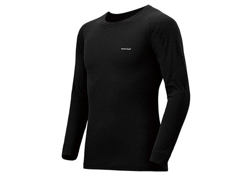 Montbell Montbell Zeoline MW Round Neck Shirt - Men's