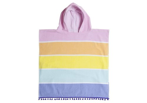 Sunnylife Sunnylife Kids Hooded Fouta Towel