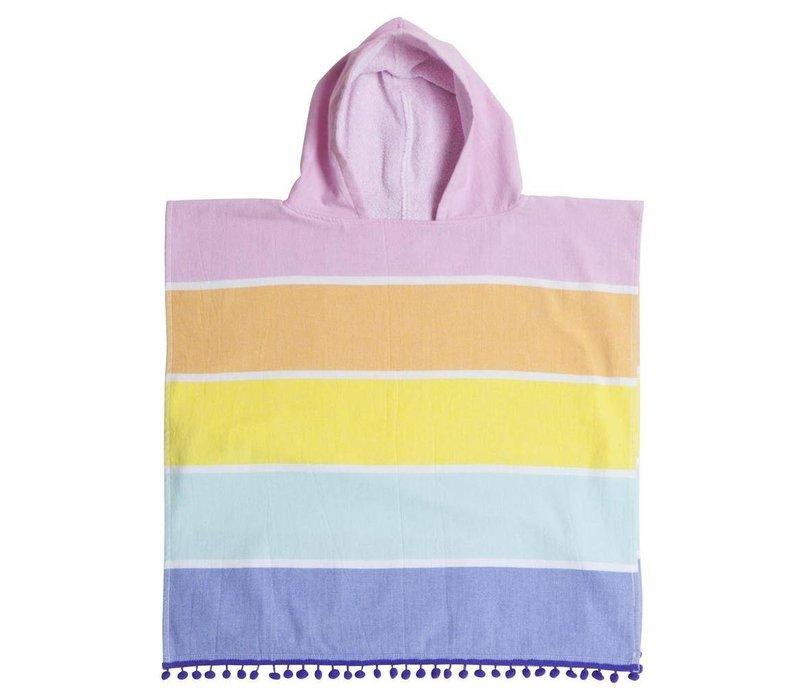 Sunnylife Kids Hooded Fouta Towel