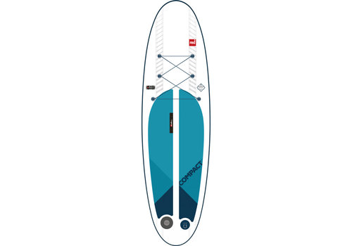 "Red Paddle Co Red Paddle Co 9'6"" Compact Inflatable SUP Board (2019)"