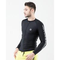 Ballop UPF50+ Long Sleeves Zip Rashguard - Men's