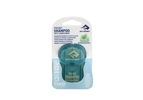 Sea To Summit Sea to Summit Pocket Shampoo with Conditioner