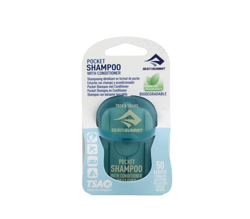 Sea to Summit Pocket Shampoo with Conditioner