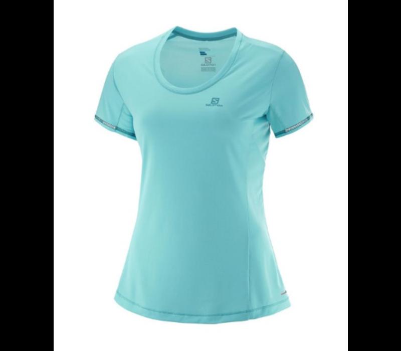 Salomon Agile Short Sleeves Tee - Women's