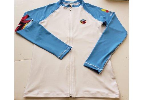 Cielle Marin Cielle Marin Zip Long Sleeves UPF50+ Rashguard - Boys