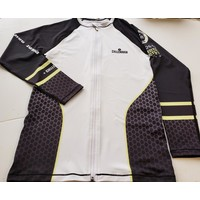 Cielle Marin Zip Long Sleeves UPF50+ Rashguard - Boys