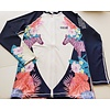 Ozzie Ozzie Zip Long Sleeves UPF50+ Rashguard - Women's