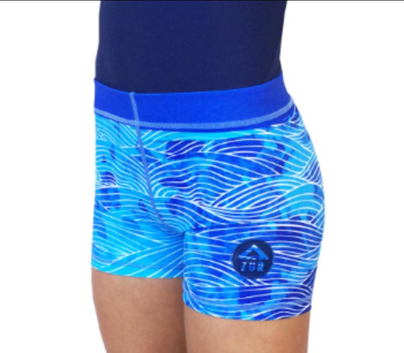 Azur Wave Surf Shorts