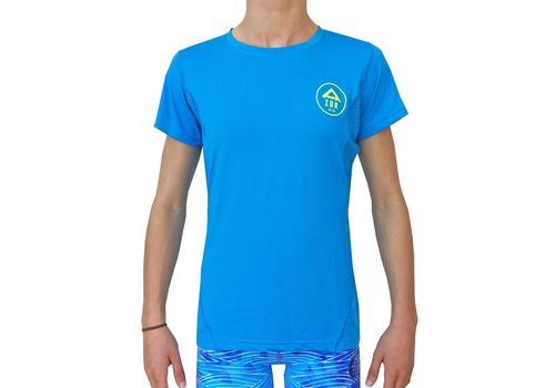 Azur Azur Lightweight Short Sleeve Top - Women's