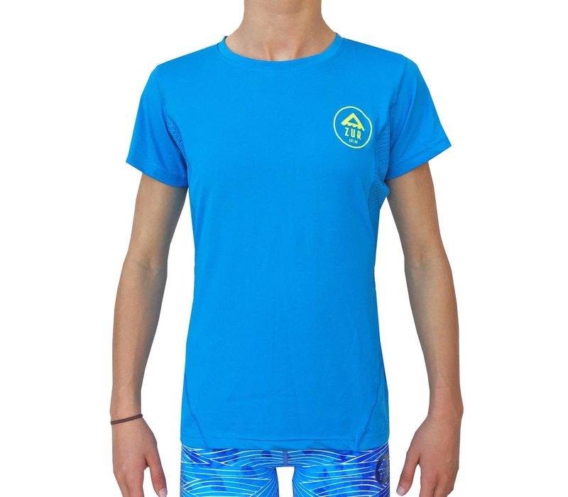 Azur Lightweight Short Sleeve Top - Women's