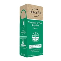 Para'Kito™ Mosquito & Tick Repellent Spray - Strong Protection, 75ml