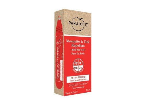 Parakito Para'Kito™ Mosquito & Tick Repellent Roll On - Extra Strong