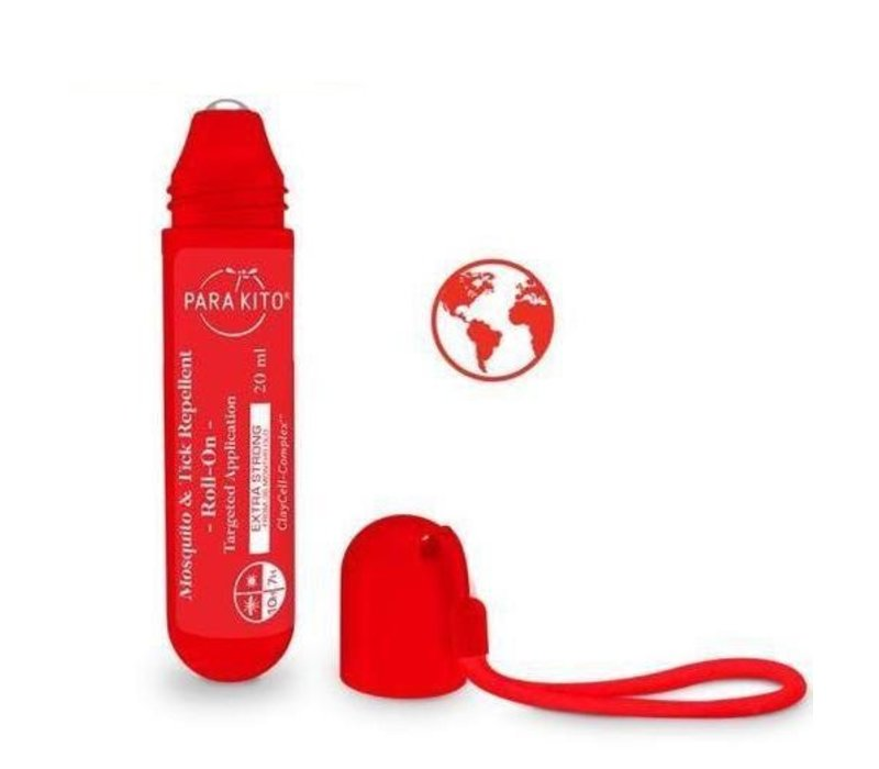 Para'Kito™ Mosquito & Tick Repellent Roll On - Extra Strong