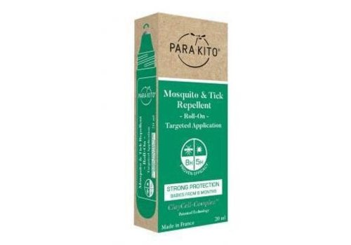 Parakito Para'Kito™ Mosquito & Tick Repellent Roll On - Strong Protection