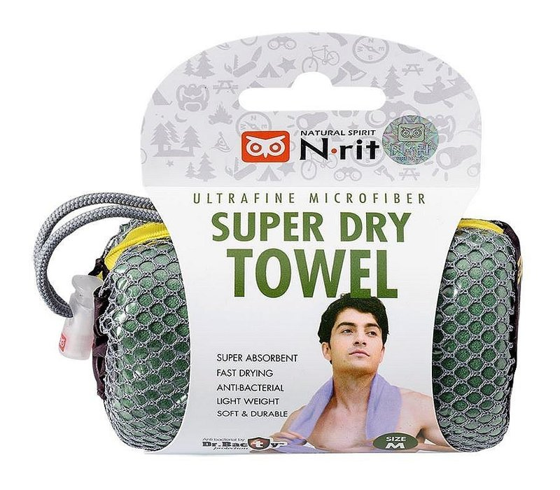 Natural Spirit Dry Towel - M