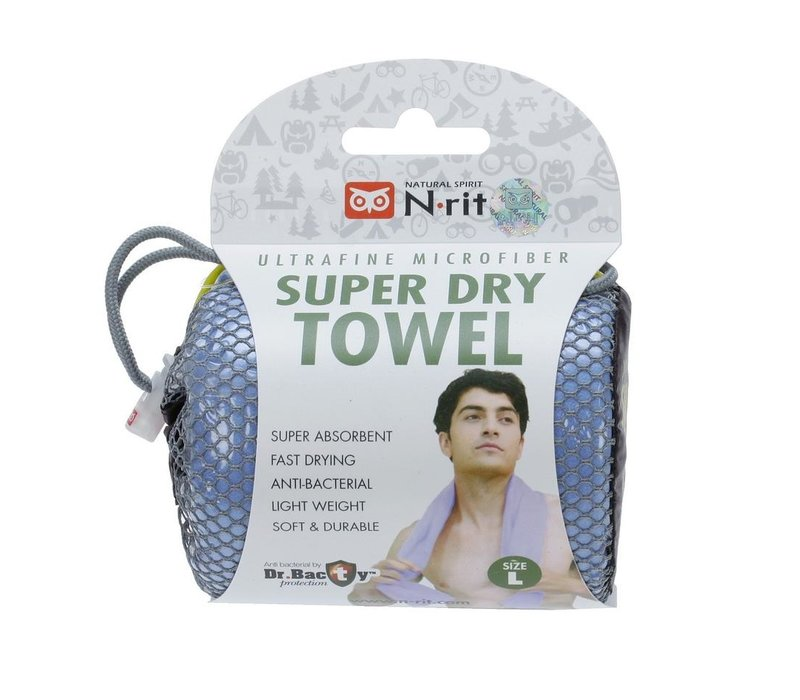 Natural Spirit Dry Towel - L