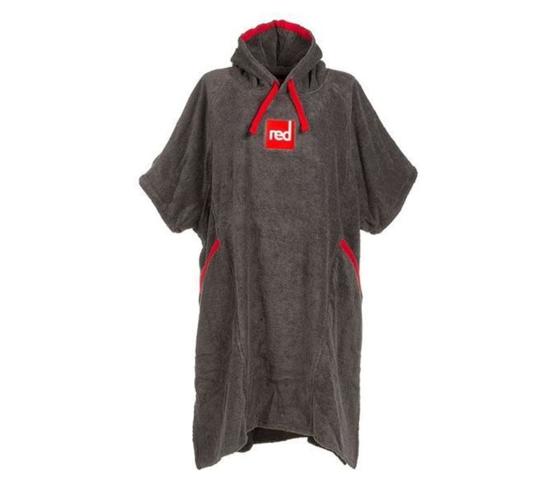 Red Paddle Luxury Towelling Change Robe
