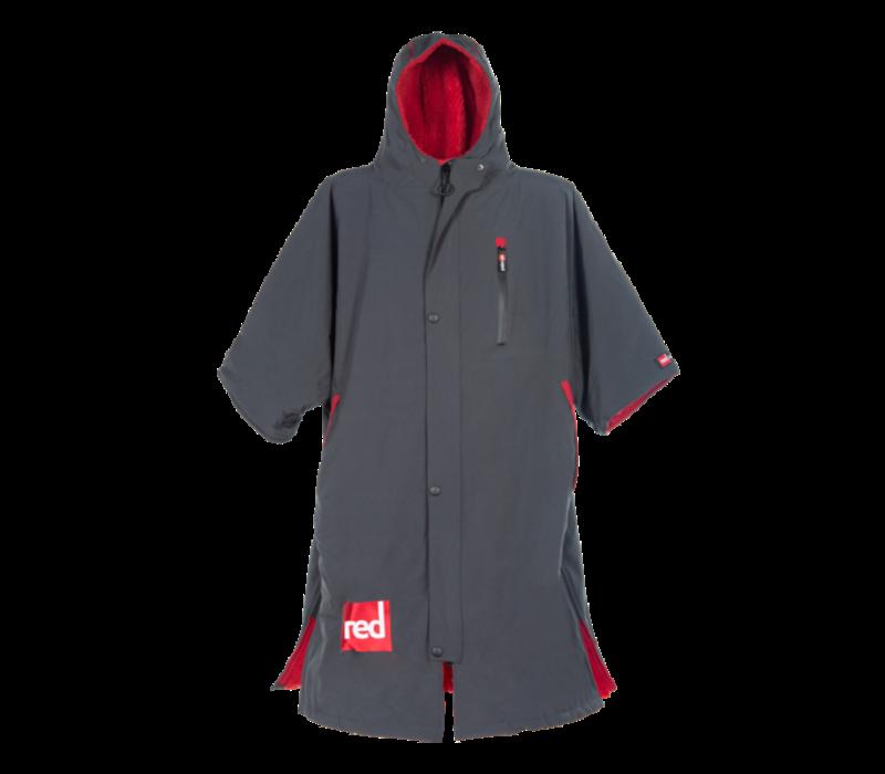 Red Paddle Pro Change Towelling Robe - Midium