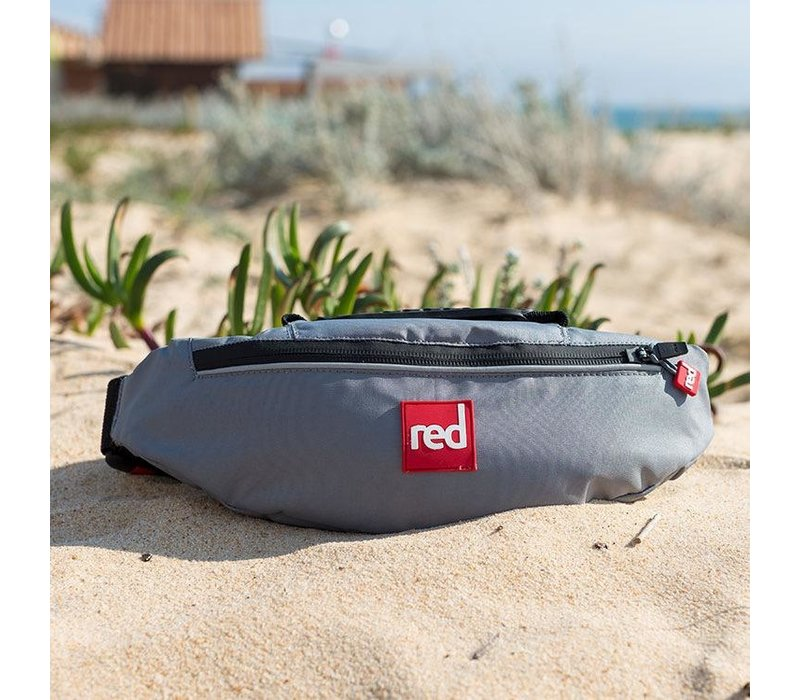 Red Paddle Air belt Inflatable PFD, Grey