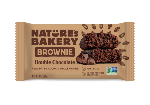 Nature's Bakery Nature's Bakery Double Chocolate Brownie