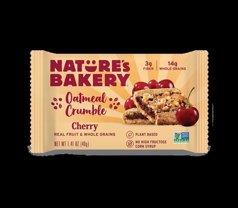 Nature's Bakery Oatmeal Crumble Bar