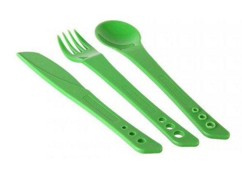Lifeventure Lifeventure Ellipse Cutlery Set