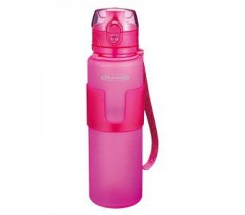 Trango One-touch Collapsible Water Bottle 650ml