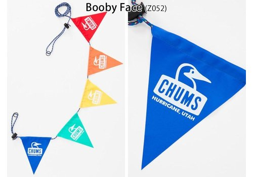 Chums Chums Logo Flag Garland
