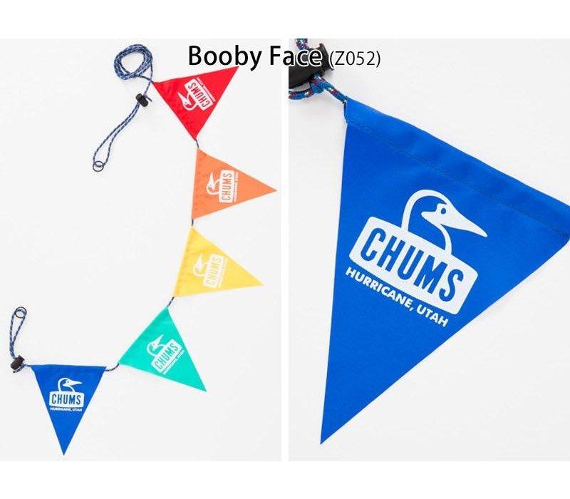 Chums Logo Flag Garland