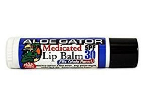 Aloe Gator Aloe Gator Moisturizing Lip Balm SPF 30