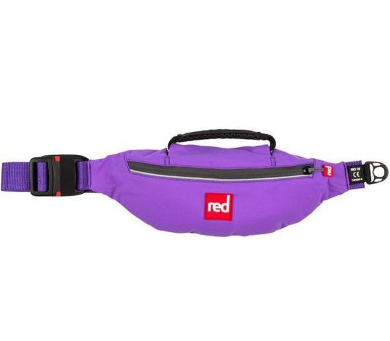 Red Paddle Air belt Inflatable PFD, Purple