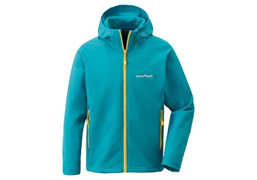 Montbell Montbell Trail Action Parka Fleece Jacket - Kids