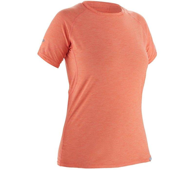 NRS H2Core Silkweight Short Sleeves Shirt UPF 50+ - Women's