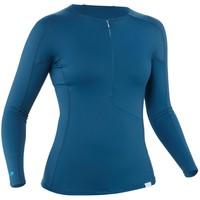 NRS H2Core UPF 50+ Half-Zip Long Sleeves Rashguard - Women's