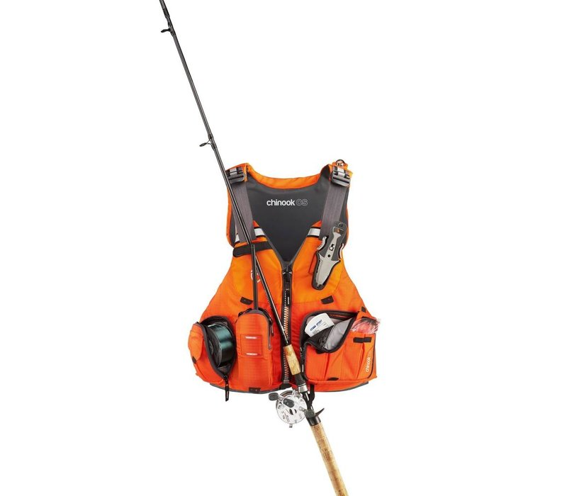 NRS Chinook OS Fishing PFD