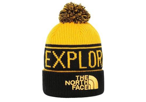 The North Face The North Face Retro TNF Pom Beanie